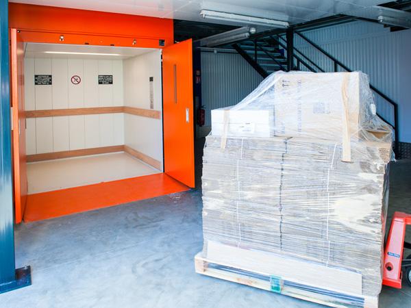 professionnel box stockage